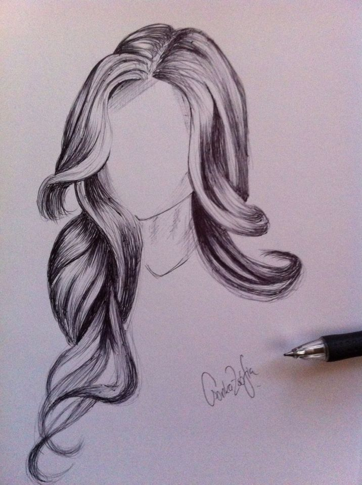 hair sketches mantra pinterest drawings hair sketch and