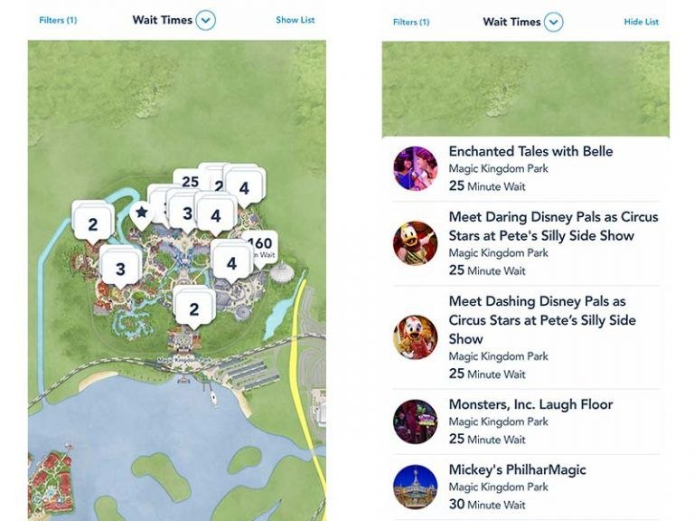 8 DO's and DON'Ts for Using the My Disney Experience App