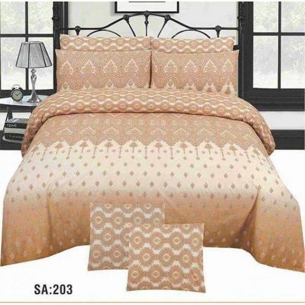 Guaranteed Cotton Bedsheet CC#40