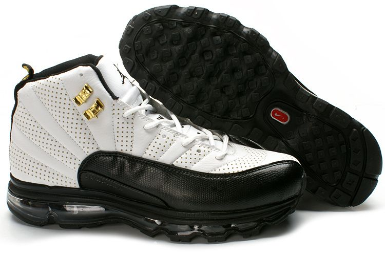 0c9890f6c70 ... promo code for air jordan 12 air max fusion og taxi white black taxi  black sole
