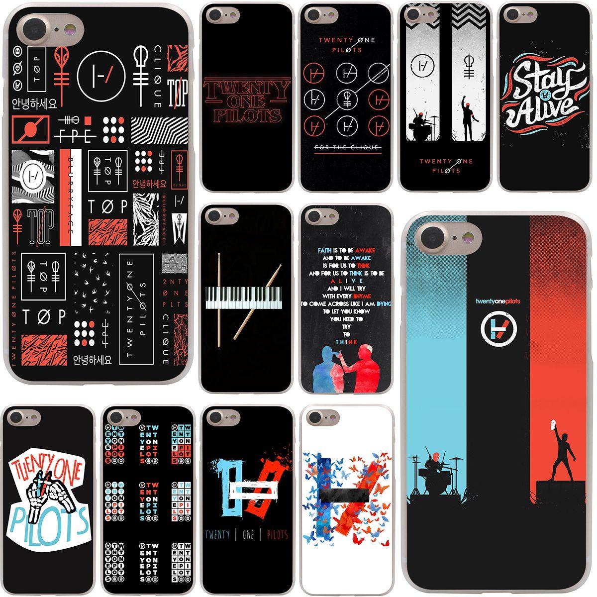 21 pilots iphone 7 case