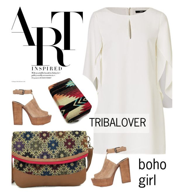 """""""Boho girl"""" by merima-kopic ❤ liked on Polyvore featuring Rebecca Minkoff and tribalover"""