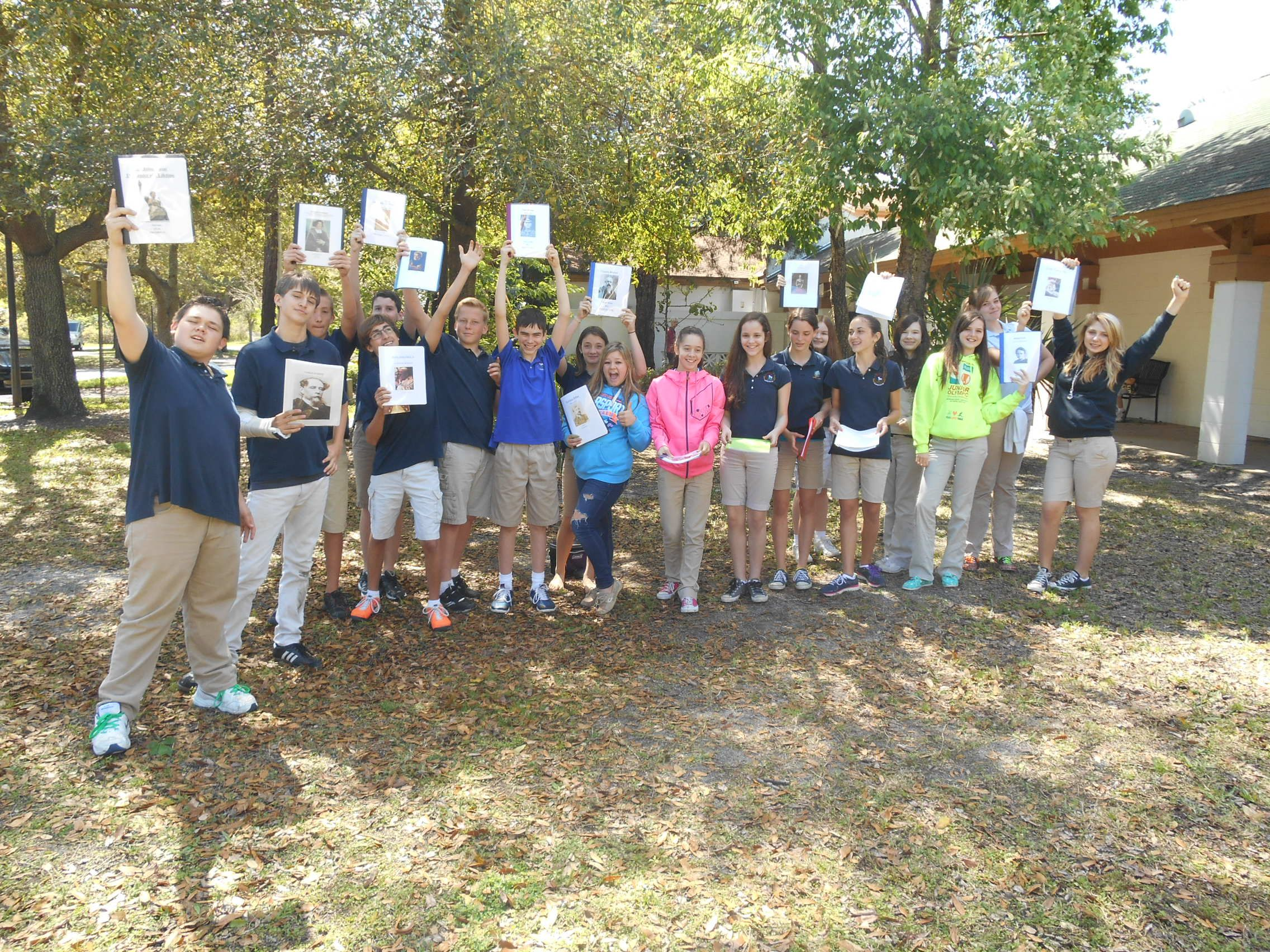 Humphreys Junior High Fifth And Sixth Graders Completed