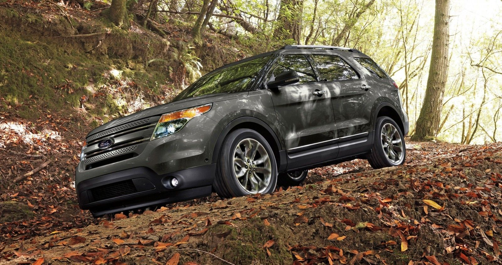 2015 ford explorer xlt appearance pack adds 20l turbo
