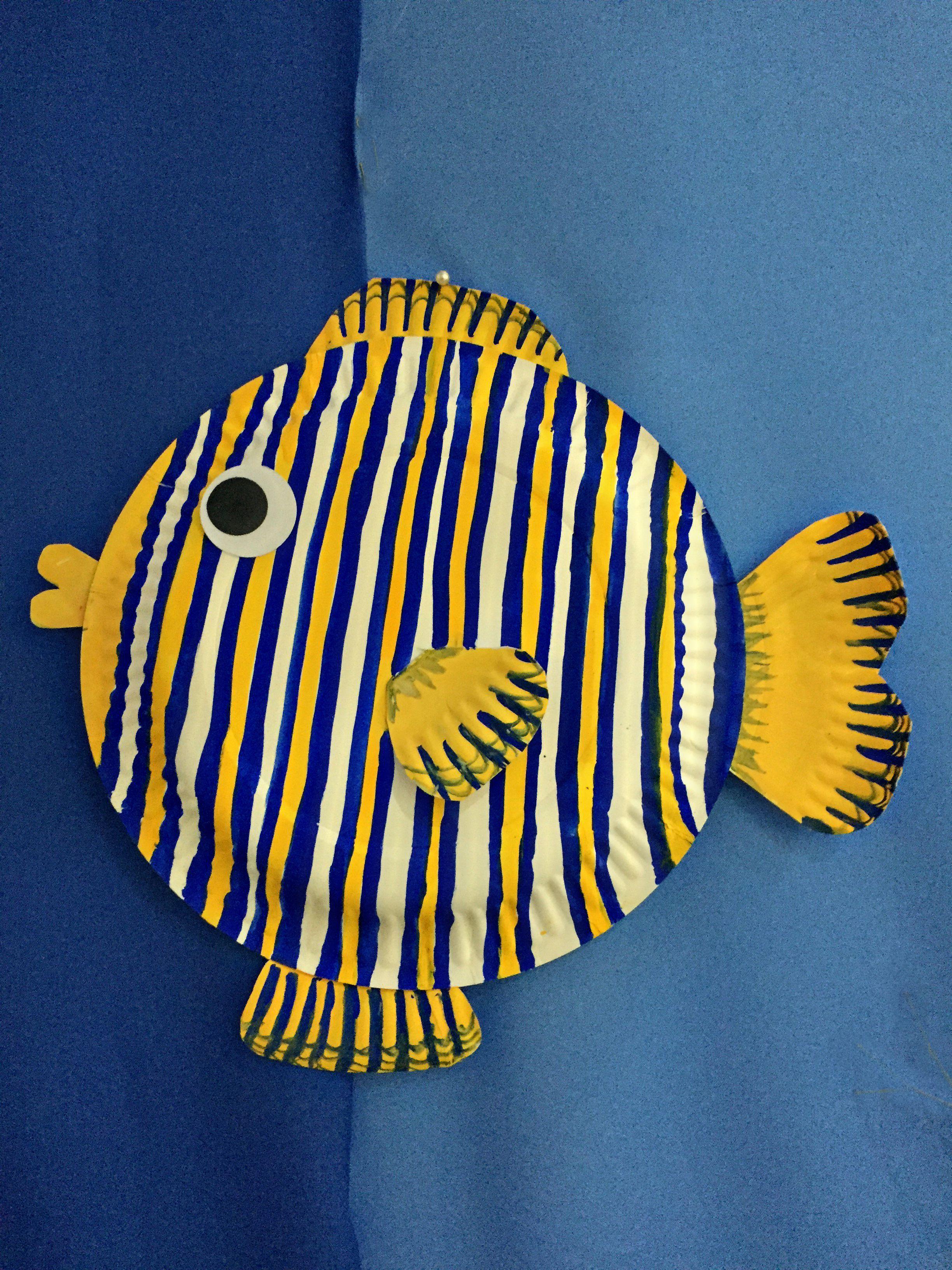 paper plate fish More  sc 1 st  Pinterest & paper plate fish \u2026   Pinteres\u2026