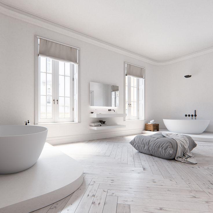 Afbeeldingsresultaat voor luxe grote badkamer piet boon met ...