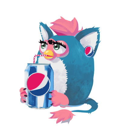 furby | Tumblr | furby | Furby connect, Great love, Art inspo