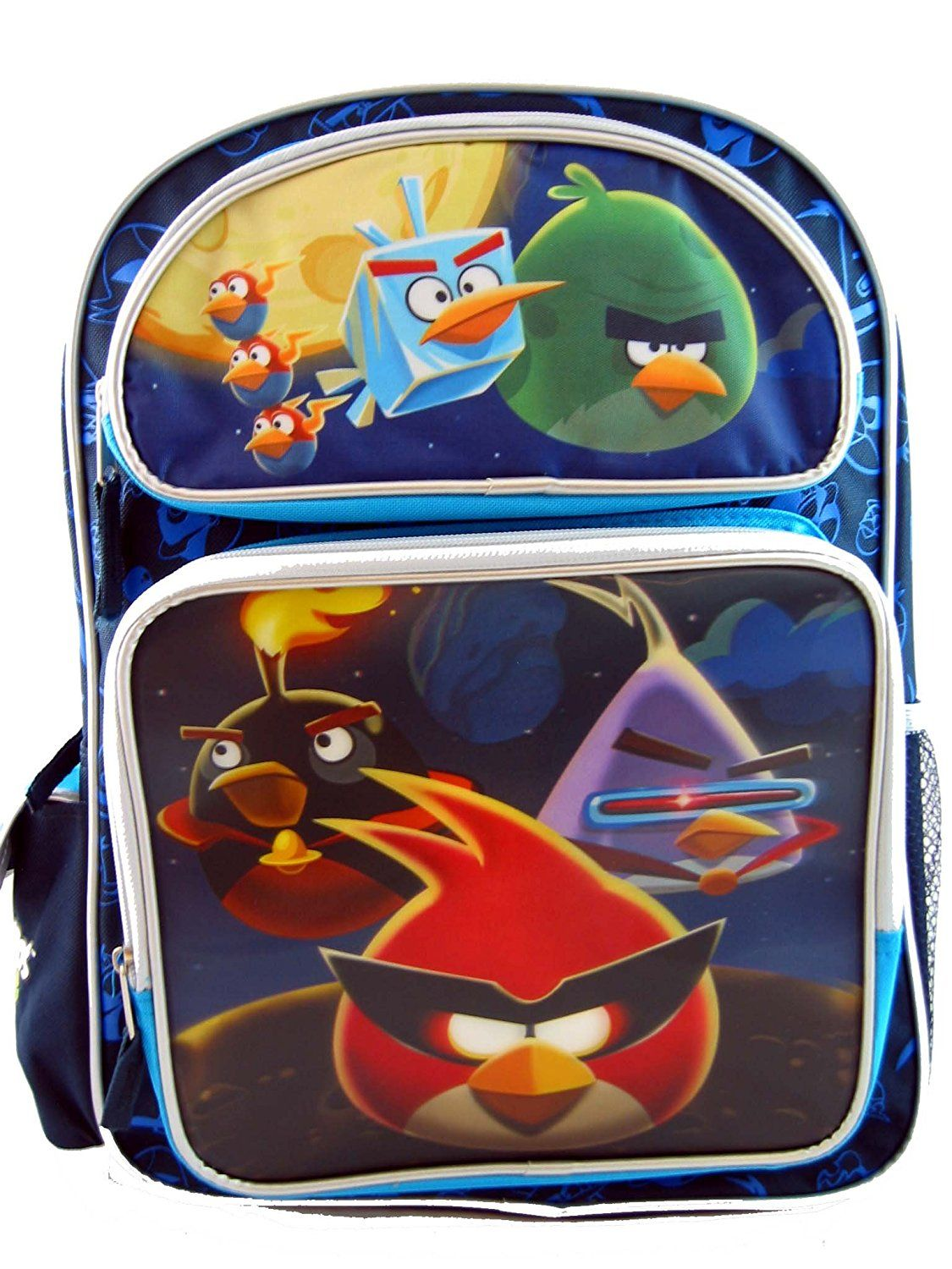 Angry birds space 3d lenticular large backpack bag tote 16 check angry birds space 3d lenticular large backpack bag tote 16 check this awesome product voltagebd Images