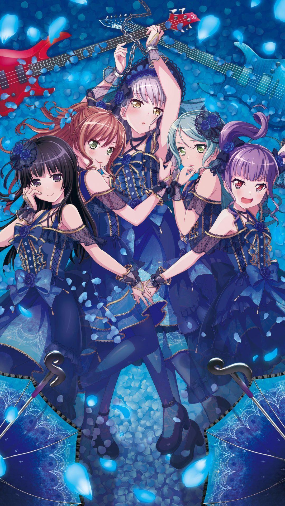 Manga Art Iphone Wallpaper Bangs Bang Bang Idol Cinderella Fringes