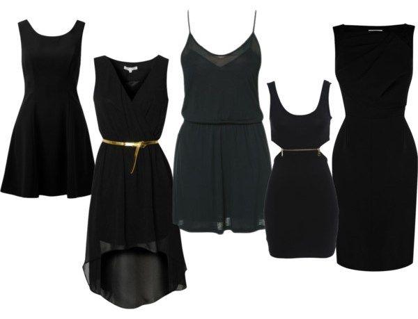 heetheadz.com black dressy dresses (12) #highwaistedshorts | Jeans ...