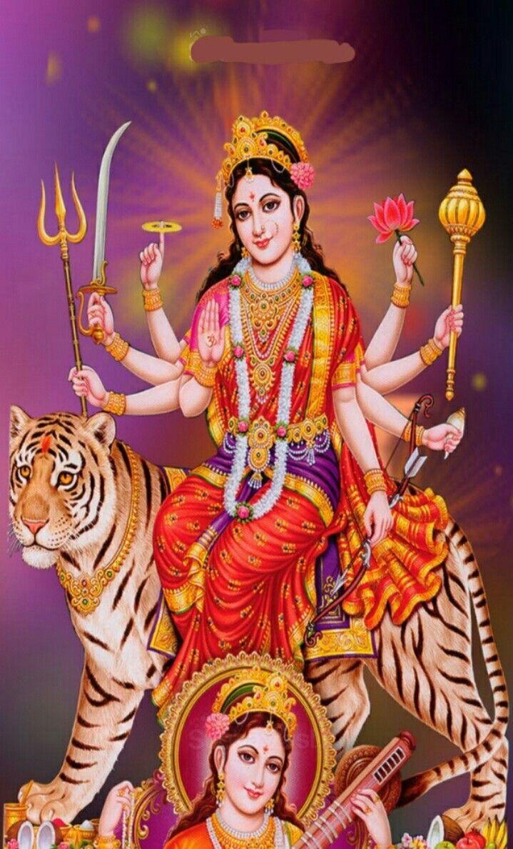 Image by Aljapur chandra prakash on Durga Maa 3 Princess
