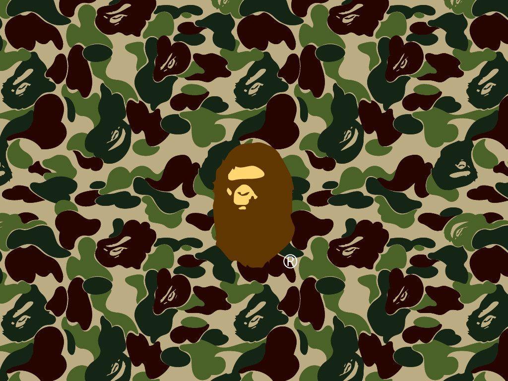 Bathing Ape Wallpaper - WallpaperSafari