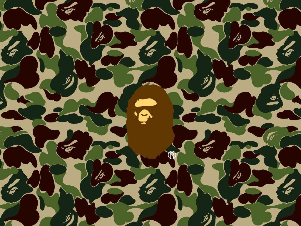 Bathing Ape Wallpaper