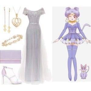 Pretty Soldier Sailor Moon Formal: Diana
