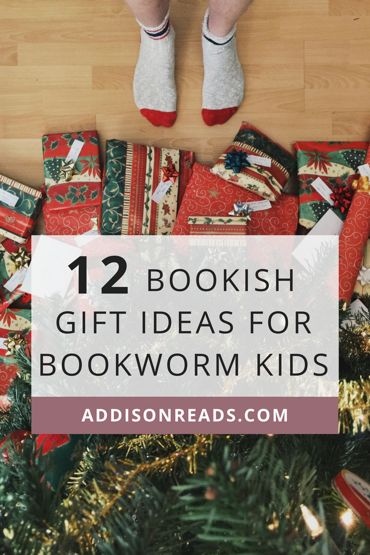 12 Perfectly Bookish Gift Ideas for Bookworm Kids   Gifts ...