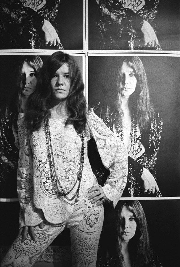 Janis Joplin, 1967© Baron Wolman