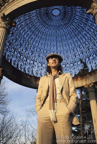 John Lennon S Visit To The Untermyer Gardens Imagine John Lennon