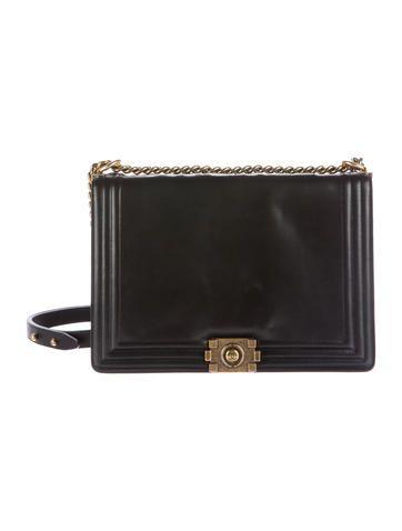 5eef8655d5a8 Chanel Large Reverso Boy Bag | Designer Handbags | Fashion, Chanel, Bags
