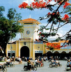 "Saigon, Vietnam  Just remember when you land there...  It's not call Saigon anymore!  ""Welcome to Ho Chi Minh City!"""
