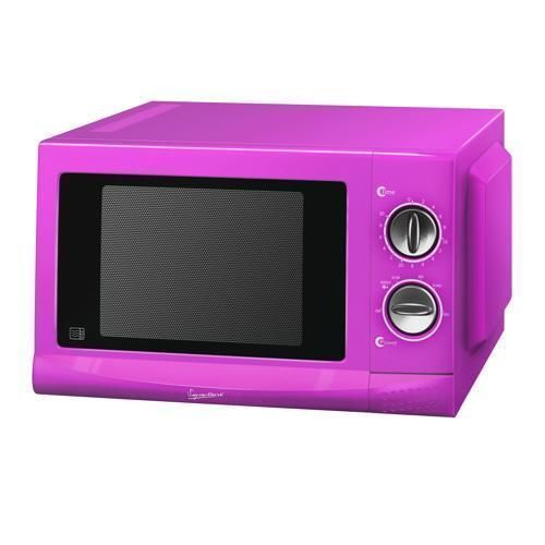 Signature 17l Pink Microwave 700w S24004eglmo