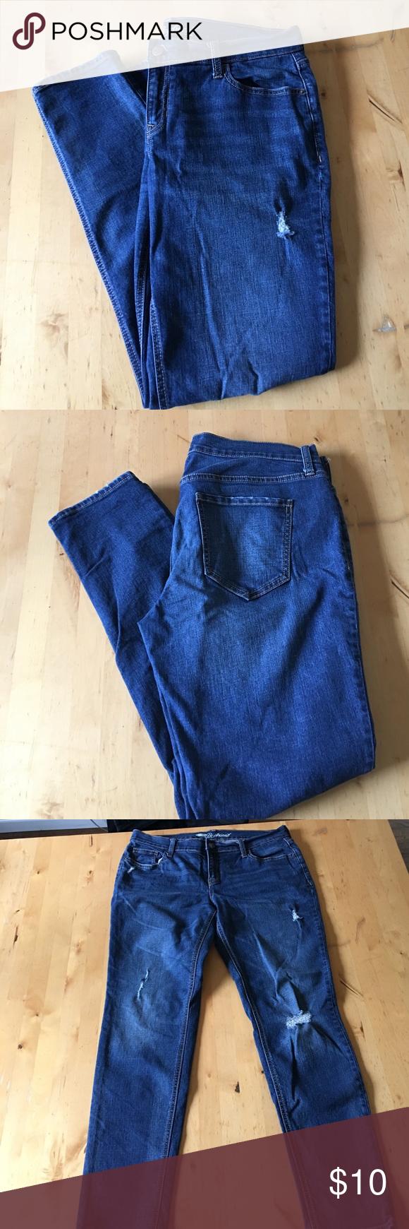"Old Navy Boyfriend Jeans Boyfriend Jeans 27 1/2"" inseam. Great cuffed up. No trades/no paypal. 10% bundle discount. Old Navy Jeans Boyfriend"
