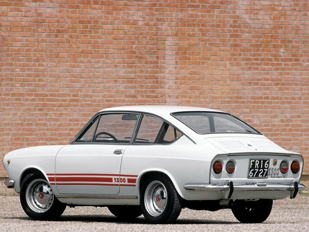 Fiat Abarth Ot 1300 Coupe Coches Seat Autos Fiat Coches Clasicos