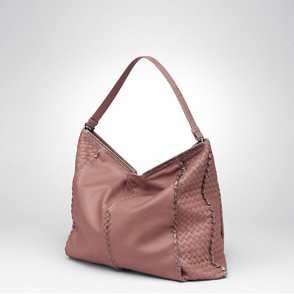 4a1147dab3 Bottega Veneta Watteau Intrecciato Nappa Ayers Bag