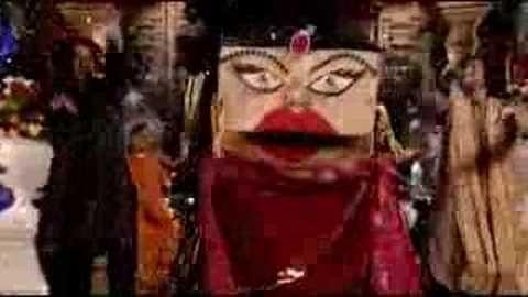 Ideas for paper bag puppets Fandango commercial