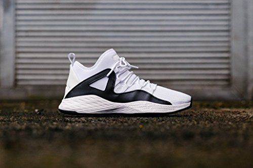 5d76827453541b nike Air Jordan Formula 23 Mens Basketball Trainers 881465 Sneakers Shoes  US 11 white white black