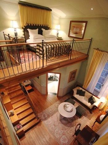 Best Loft Lay Out Including Stairs With Images Tiny House 400 x 300