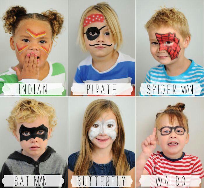 Yuz Boyama Yuzler Yuz Maskeleri Okul Oncesi