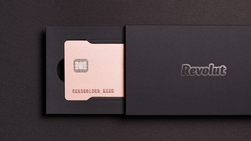 Blond creates strippedback bank card for financial