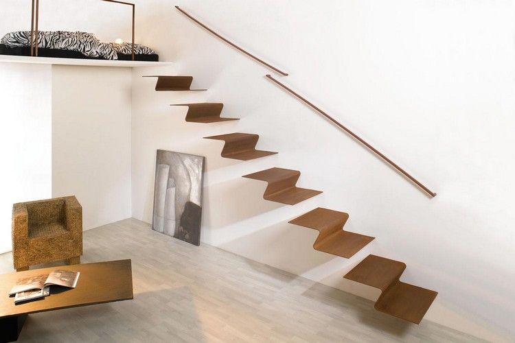 acier corten l 39 int rieur en 80 objets design patin s du temps pinterest int rieur. Black Bedroom Furniture Sets. Home Design Ideas