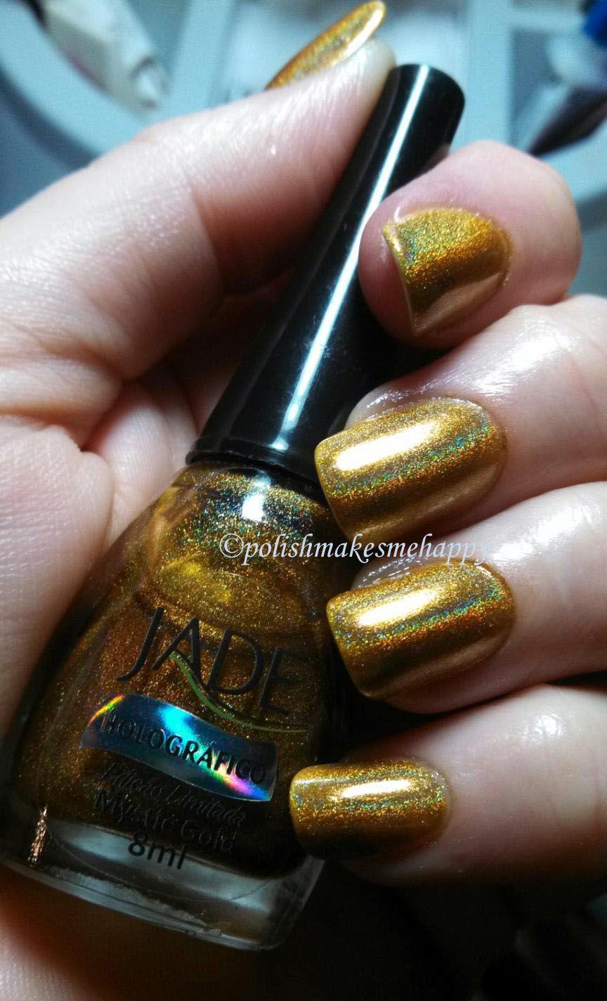 Jade - Mystic Gold