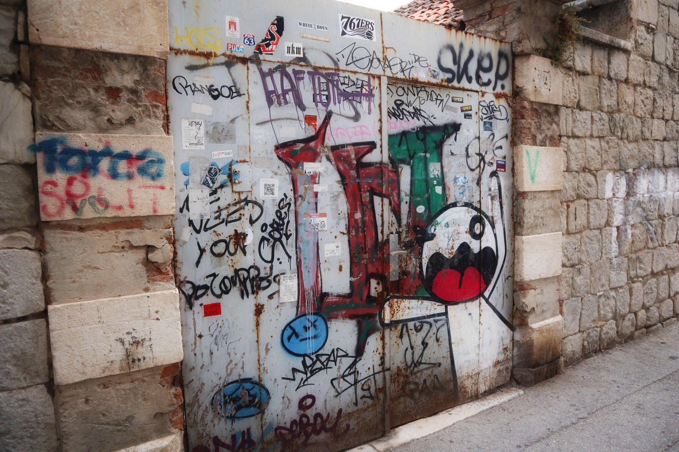 Pin von Gini Ka auf Trogir