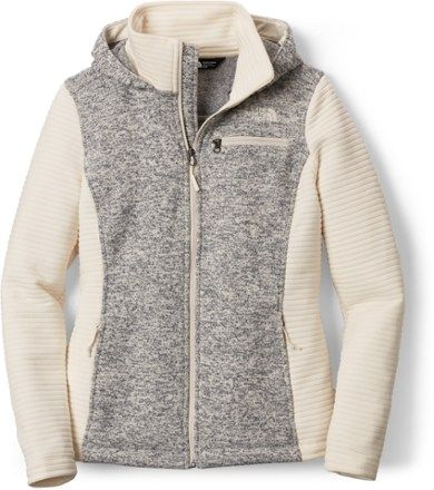 6224824cb Indi Full-Zip Fleece Hoodie - Women's | Products | Fleece hoodie ...