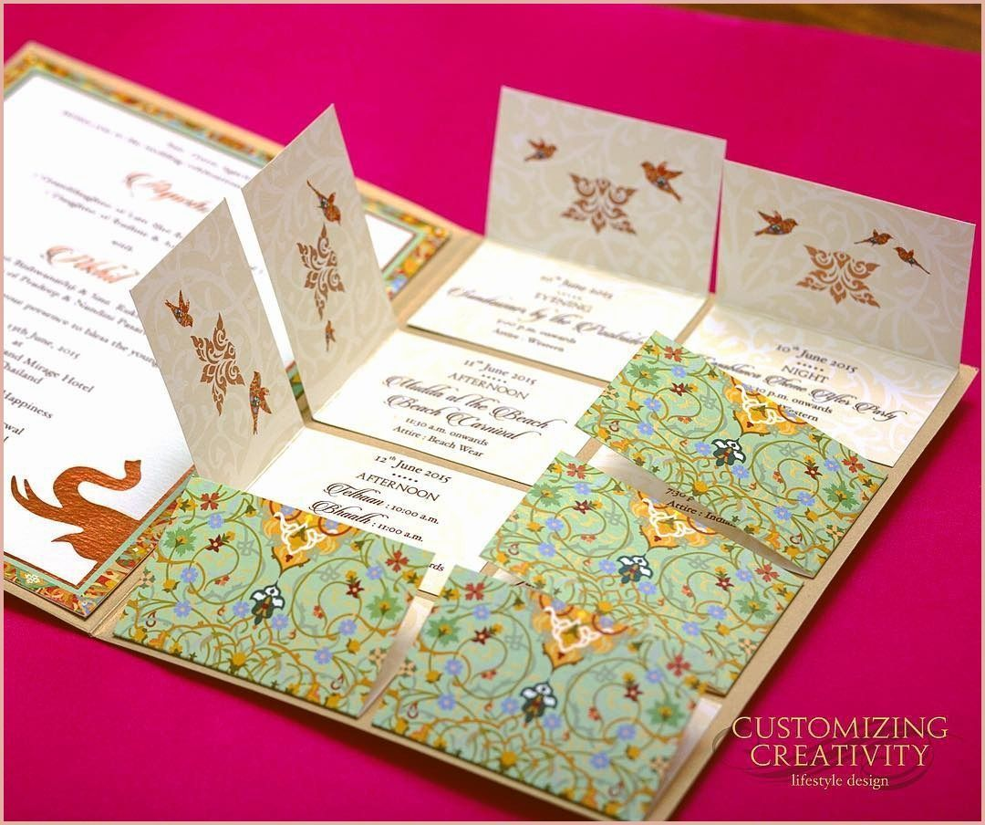 Wedding Invitations Indian Wedding Invitations In 2020 Unique Wedding Cards Unique Wedding Invitations Wedding Invitation Inspiration