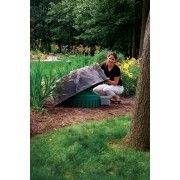 septic tank cover ideas landscaping