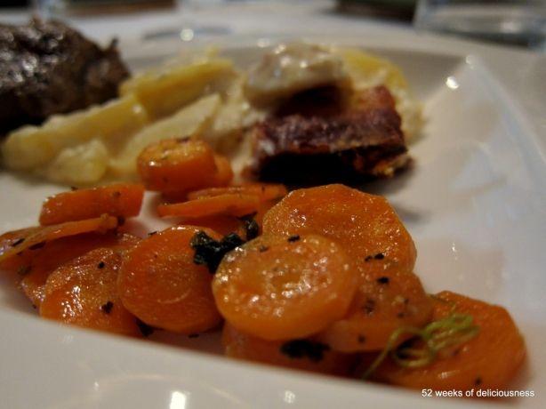 Juhlaruokaa kasviksista » 52 Weeks of Deliciousness