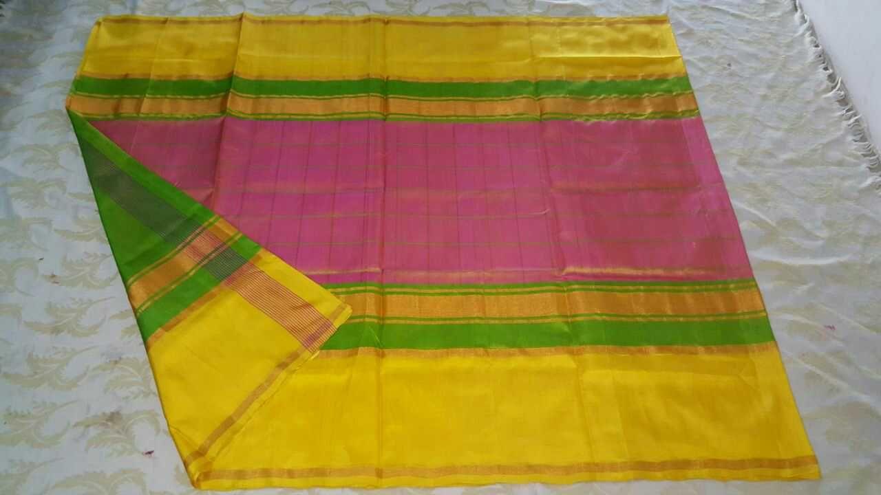 Yeola paithani saree images handloom soft silk sarees  uppada sarees  pinterest  silk sarees