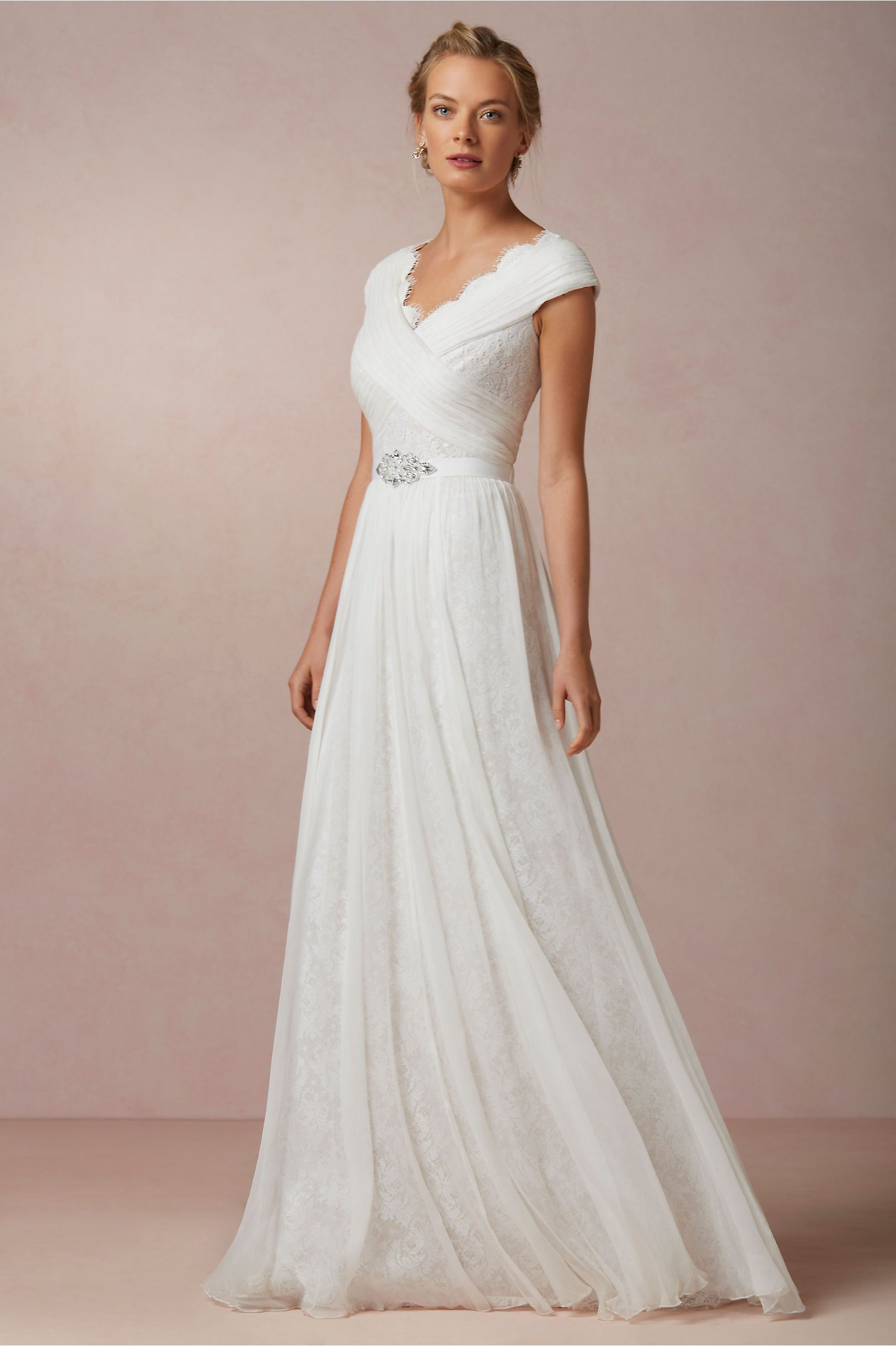product | halcyon gown at bhldn | wedding dresses under 500