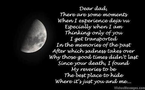 Anniversary Of Death Poem Google Search Missin Loved Ones Dad