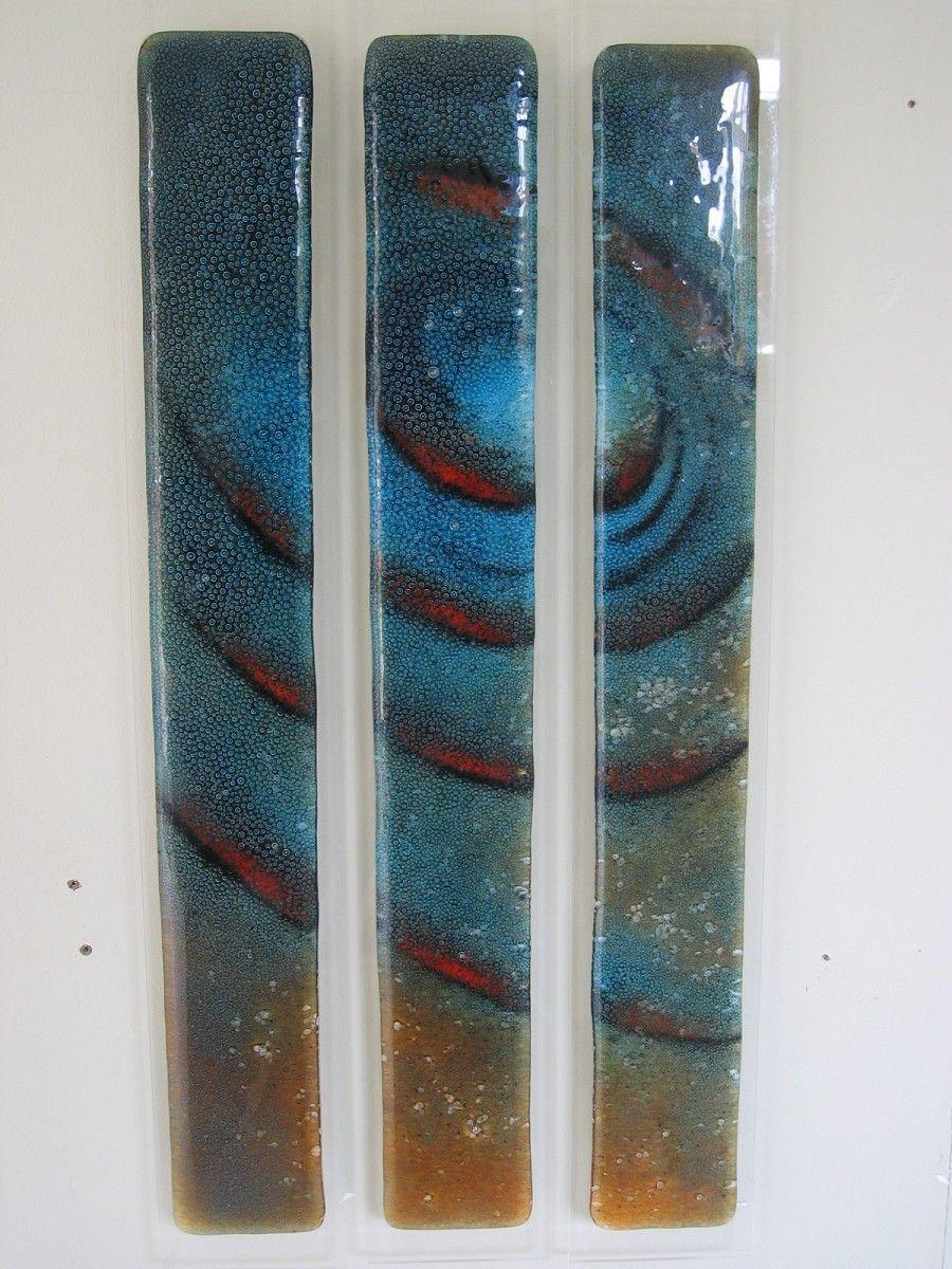 fused glass art cool fusing glas bilder glas und glas. Black Bedroom Furniture Sets. Home Design Ideas