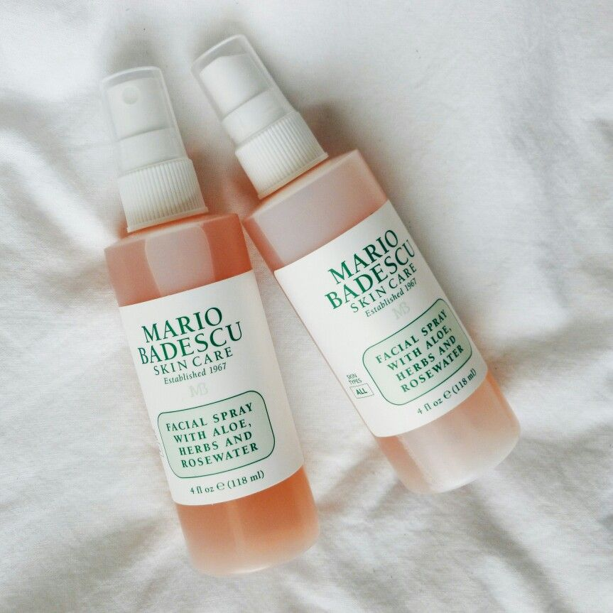 Pin By Natalie On Makeup Productz In 2019 Mario Badescu