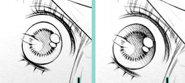 Technique de mangaka : Comment dessiner les yeux en manga ?