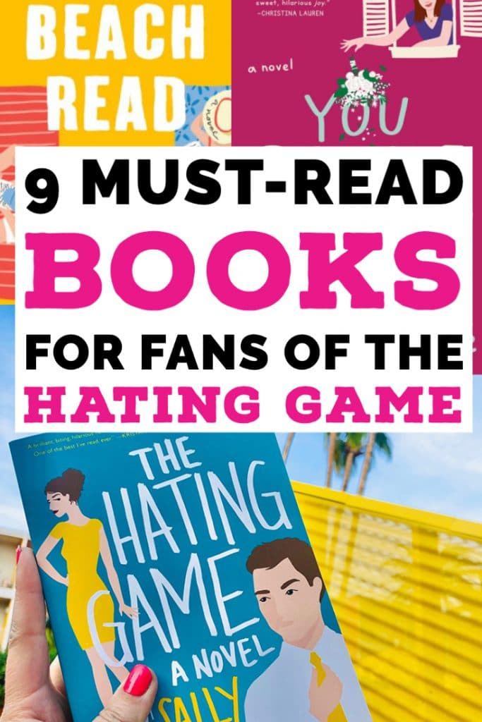 Looking for a book like The Hating Game? We gathered 9