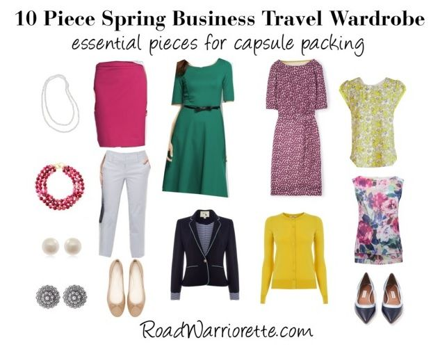 Building A 10 Piece Business Travel Capsule Wardrobe Travel Capsule Wardrobe Business Travel Travel Capsule