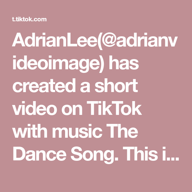 Adrianlee Adrianvideoimage Has Created A Short Video On Tiktok With Music The Dance Song This Is My Live Stream Setup For Today Real Video Vlogging Songs
