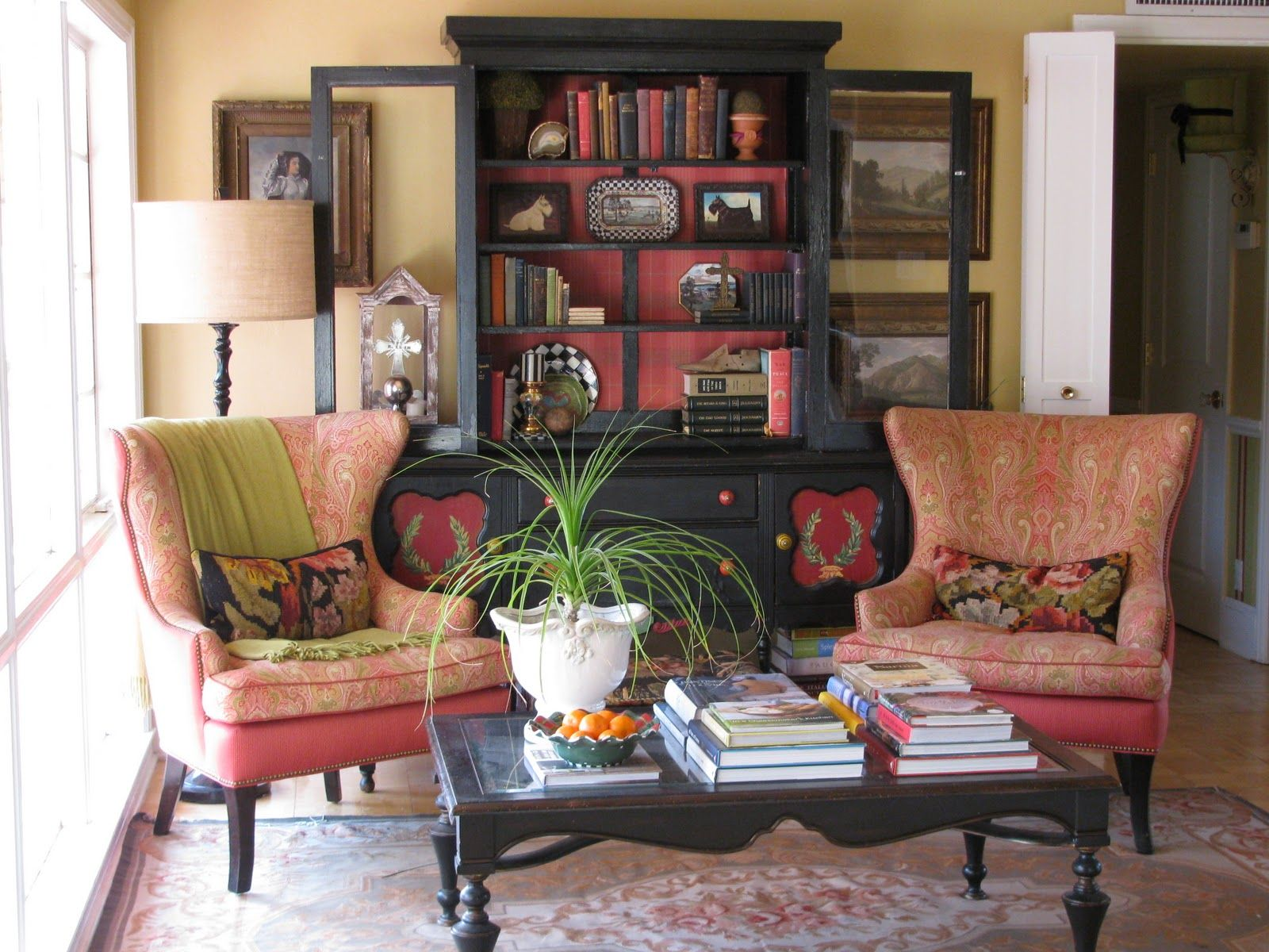Refurbish A China Cabinet Or Tv Cabinet For The Living