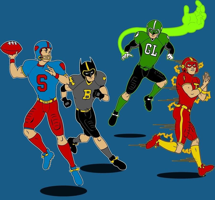8371bca281ed3 They re a super football team! ~The Honorable T-Rex~